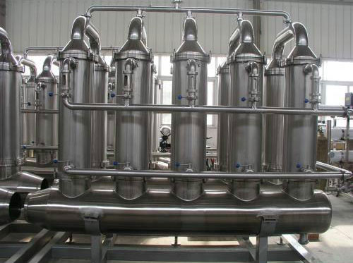 膜法油水分離去油系統